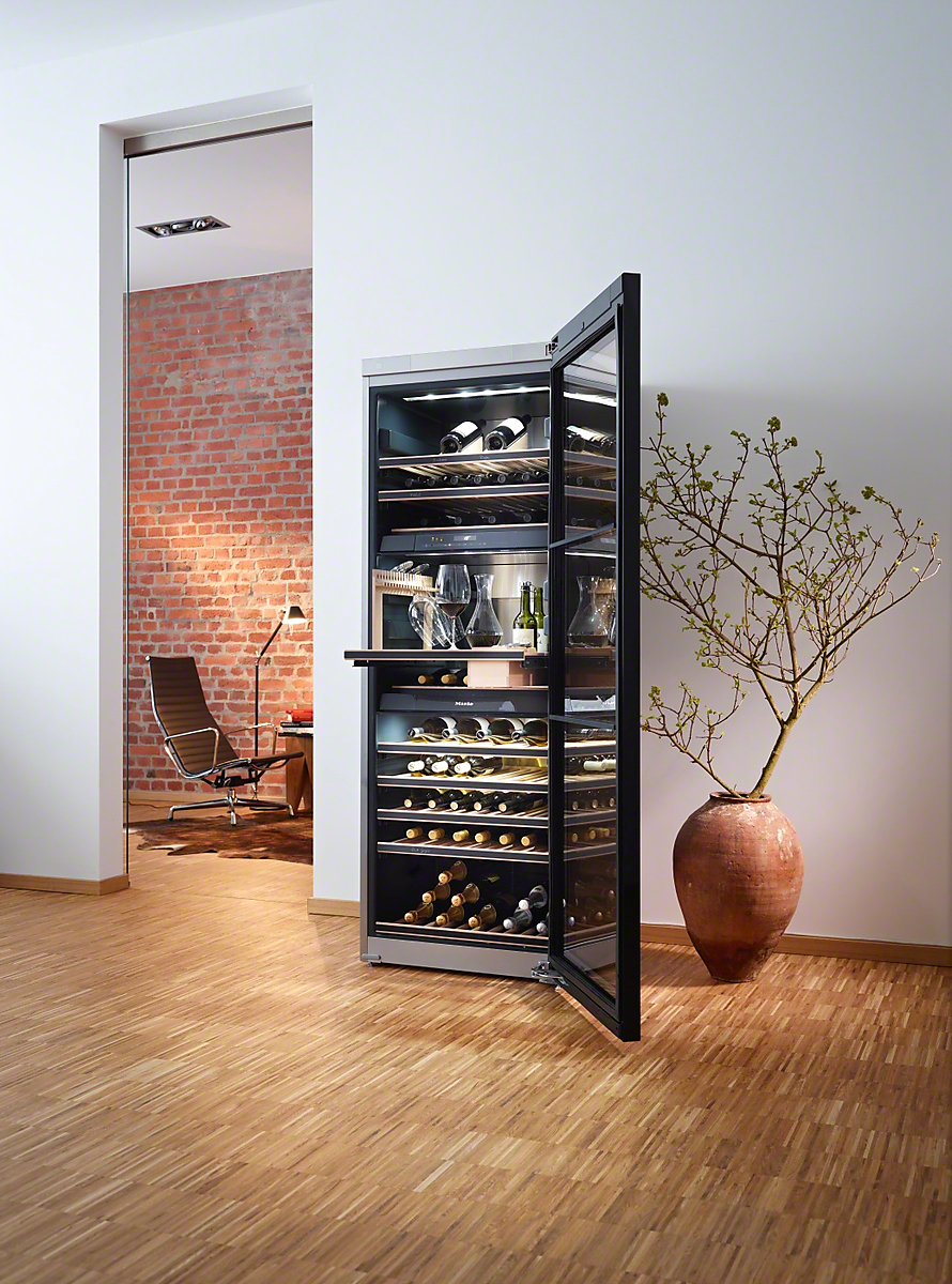 cave vin les diff rents types de caves vin. Black Bedroom Furniture Sets. Home Design Ideas
