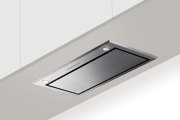Hotte de plafond encastrable id es de conception sont int ressants votre d cor for Comhotte plafond siemens