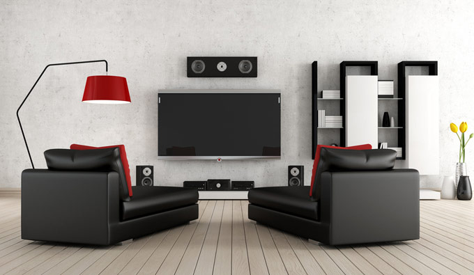 Tv 3d tv 3d bien utiliser for Modern living room gadgets