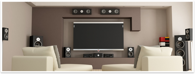 Univers audiophile bien integrer son installation home - Salon hifi home cinema ...